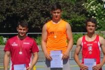 BaWü Meisterschaften U23/U18 am 27./28.5.2017 in Heilbronn
