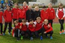 Platz 3 für das U10-Team beim 5. Teil der Team-Liga in Winterbach