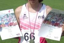 Regionalmeisterschaften U14 Doppelsieg für Annika Beck